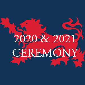 button for 2020&2021 Ceremony