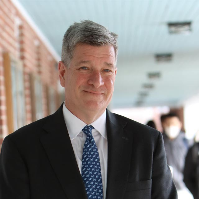 Mike Hirschfeld Head of School