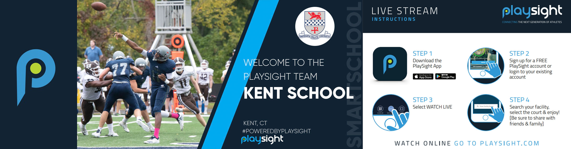 Kent playsight how to